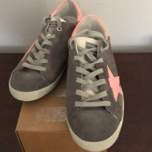 Golden Goose new in box with dust bag